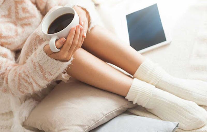 Hãy luôn giữ ấm cơ thể đặc biệt trong những ngày trời lạnh