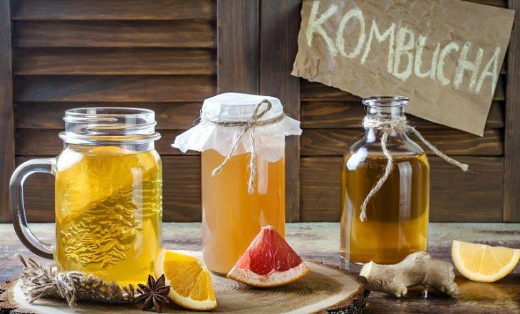 Trà Kombucha là một thức uống tốt cho sức khỏe