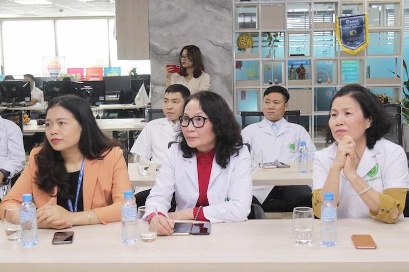 Hội thảo chuyên môn tại Đông y Việt Nam với chủ đề thải độc cơ thể