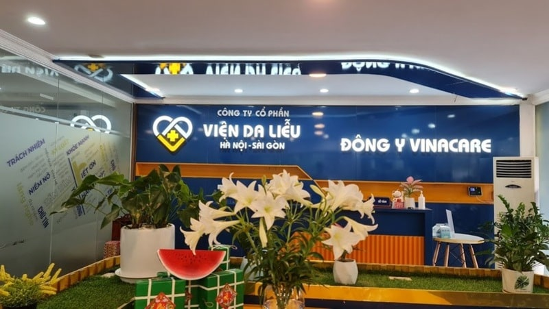 Viện Da liễu Hà Nội Sài Gòn