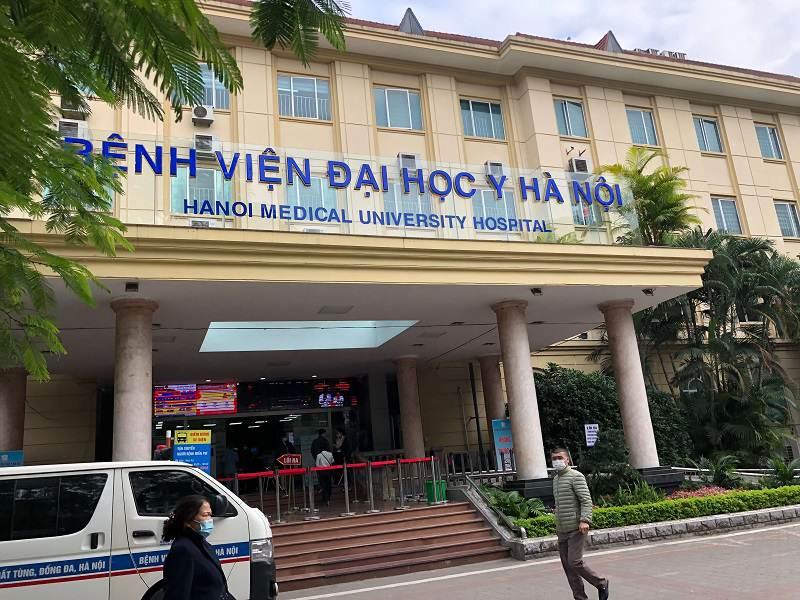 Bệnh viện đại học y Hà Nội chữa bệnh viêm họng mủ hiệu quả