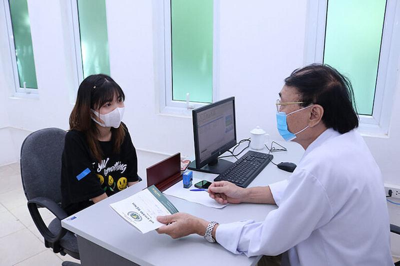 Thăm khám càng sớm càng giúp người bệnh ngăn ngừa biến chứng nguy hiểm