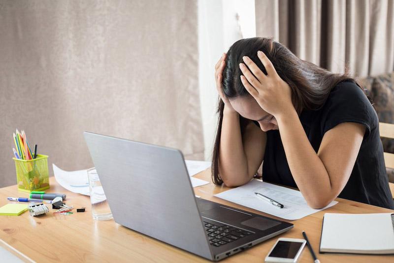 Áp lực công việc và tình trạng bệnh lý khiến mình mệt mỏi